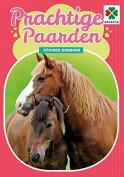 beautiful horse sticker booklet