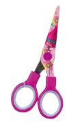 Trolls scissors 13 cm pink