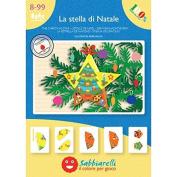 Sabbiarelli 100 CB0102 Album The Star of 3d Christmas