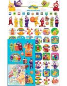 Teletubbies Mega Sticker Pack