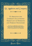 D. Appleton and Company's Illustrated Trade List of Domestic and Foreign Stationery