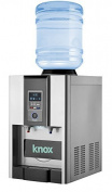 Knox Tabletop Hot/Cold Water Cooler with Built-In Instant Ice Maker
