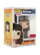 Funko Doctor Who Pop! Television Sarah Jane Vinyl Figure Exclusive Pre-Release by By Hot Topic