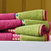 Blanc des Vosges Lichen Venice Bath Towel Cotton 110 cm