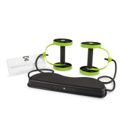 Tora Fitness 40 in 1 Resistance Band Home Workout Machine - Compact and Portable Full Body Workout