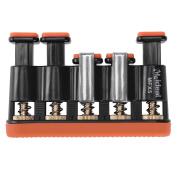 RUNACC Practical Finger Strengthener Durable Hand Exerciser Superior Finger Exerciser, Suitable for Grip and Finger Strengthening, Orange