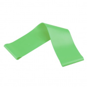 High Density Resistance Band for Fitness Exercise at Home Green
