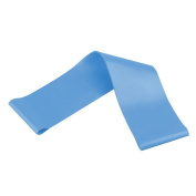 High Density Resistance Band for Fitness Exercise at Home Blue