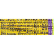 J.R. MOON PENCIL CO. JRM52032B BELIEVE AND ACHIEVE PENCIL