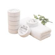 Original Seven Cotton Compressed Towel Guest Towel for Travel Tools