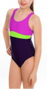 AQUA-SPEED - Girl Swimsuit/Bathing Costume - PERFECT FIT