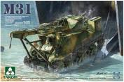 Takom 1:35 M31 US Tank Recovery Vehicle