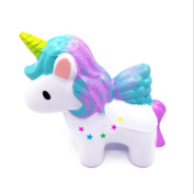 Kobay Dreamlike Unicorn Squishy Scented Squishy Slow Rising Squeeze Toys Collection