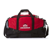 2017 Crewsaver CREW Holdall Bag in RED / Black SMALL 55 Litres 6228-55