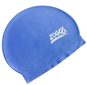 Zoggs Kids Junior Latex Swimming Cap - Choose a Colour