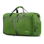 Gonex 60L Foldable Travel Duffel Bag Water & Tear Resistant 10 Colour Choices