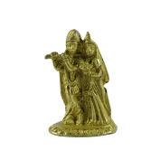Royal Handicrafts Brass Radha Krishna