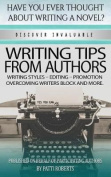 Writing Tips from Authors