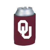 Oklahoma Sooners Crimson Can Cooler