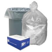 WEBSTER INDUSTRIES High Density Resin 170.3l Trash Bags
