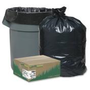 WEBSTER INDUSTRIES ReClaim Heavy-duty Recyled 212l Trash Bags
