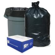 WEBSTER INDUSTRIES Heavy-duty Low Density 45 -Gal. Trash Bags