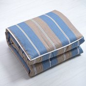Air-conditioning is pillow quilt two use a large pure cotton multi-fold cushion by a car office afternoon nap small pillow ,50X50, urban