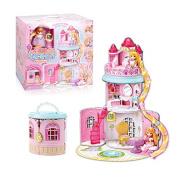 mimi world toy Little Mimi Rapunzel Castle, Little Princess House Toy For Girls