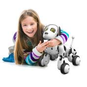 Robot Dog, MML RC Smart Dog Sing Dance Walking Remote Control Dog Electronic Pet Kids Toy