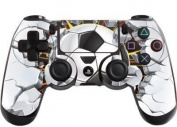 Football Wall Playstation 4 (PS4) Controller Sticker / Skin / Decal / PS25
