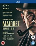 Maigret: Series 1 & 2 [Region B] [Blu-ray]