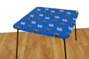 College Covers Fan Shop Kentucky Wildcats Fitted Card Table Cover - 80cm x 80cm