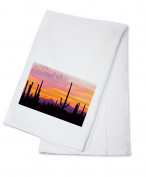 Arizona - Sunset & Cactus Photograph