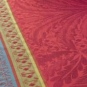 Garnier-Thiebaut Towel, Cotton, Ruby Red, 54 x 54 cm