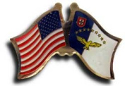 Azores Friendship Pin