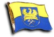 Upper Silesia Flag Lapel Pin