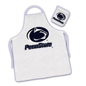 NCAA Penn State Tail Gate Kit with Apron and Mitt