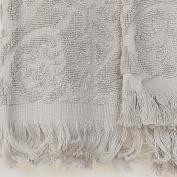 Blanc des Vosges Princess Pearl Cotton Bath Towel 50 x 30 cm