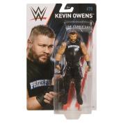 WWE Basic Series 78 Mattel Wrestling Action Figure - Kevin Owens - Wearing Prizefighter T-Shirt