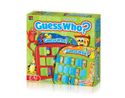 Guess Who Game Board Game Toy Family Fun