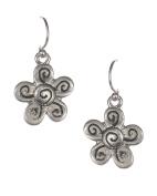 Polished Encircled Tree of Life Necklace & Matching Earring Set - Jewellery Nexus