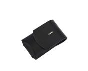 minijet lighter leather black case - S.T. Dupont