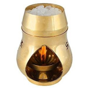 Odisha Bazar Brass Camphor Lamp- Protect House From All Negative Energies