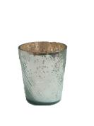 Shruti Designs - Light Blue Votive Candle Holder
