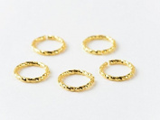 Design Marukan (12 mm 5 gold) twist