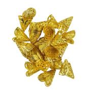 Jellbaby Gu Qing 0.4 grammes tassel cap flower cover DIY retro jewellery