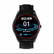 Sport Watch Bluetooth Smart Watch Sport Pedometer Fitness Bracelet Sleep Health Tracking Calorie Consumption Measurement Capacitive Touchscreen is used for Walking or Running.