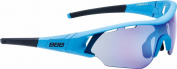 BBB Summit bsg-50 Sports Cycling Glasses with Interchangeable Lenses – Unisex Adult, Unisex adult, Summit BSG-50