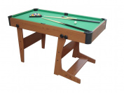 Gamesson Unisex Eton L Foot Folding Pool Table Accessories, Green, Large/15cm