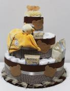 Choko Bear Nappy Cake babyone Shop